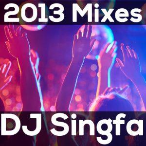 Dj Singfa - Party Zone Clubbing Mix 19-01-2013